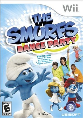 Smurfs_dance_party